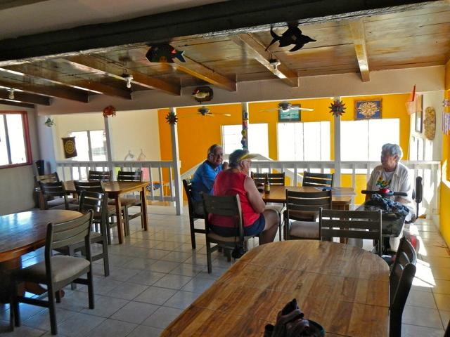 Hotel Pacifico Alfonsina restaurant