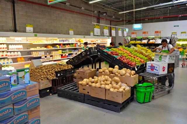 Bodega Aurrera San Felipe - Fresh Vegetables