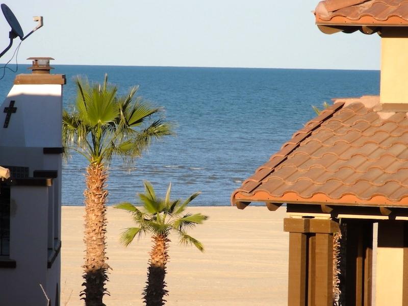 San Felipe Beach home