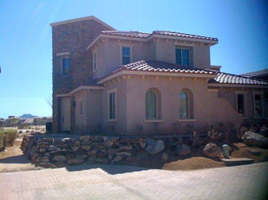 Front view of El Dorado Condo 8-4