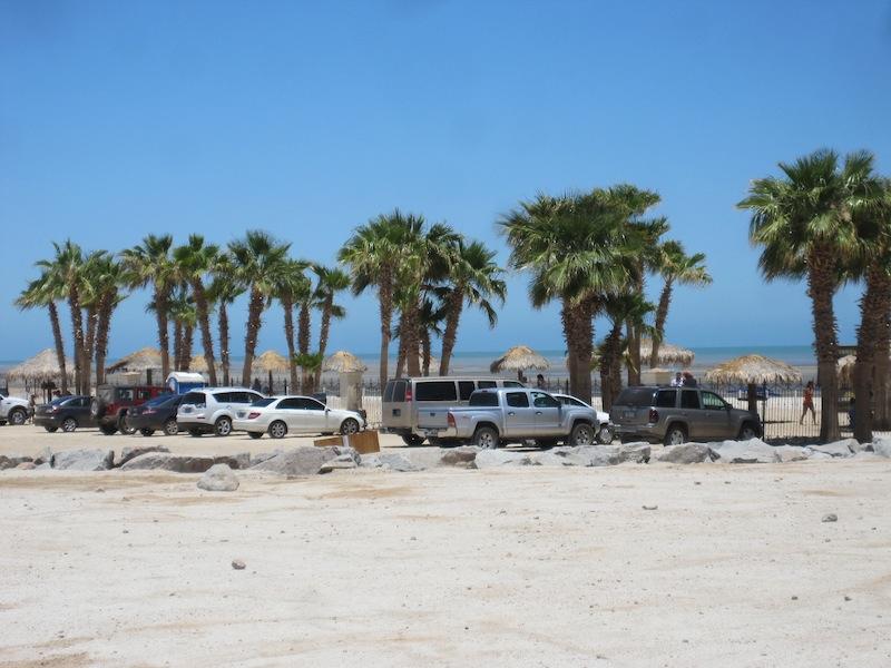 El Dorado Ranch Beach Parking lot