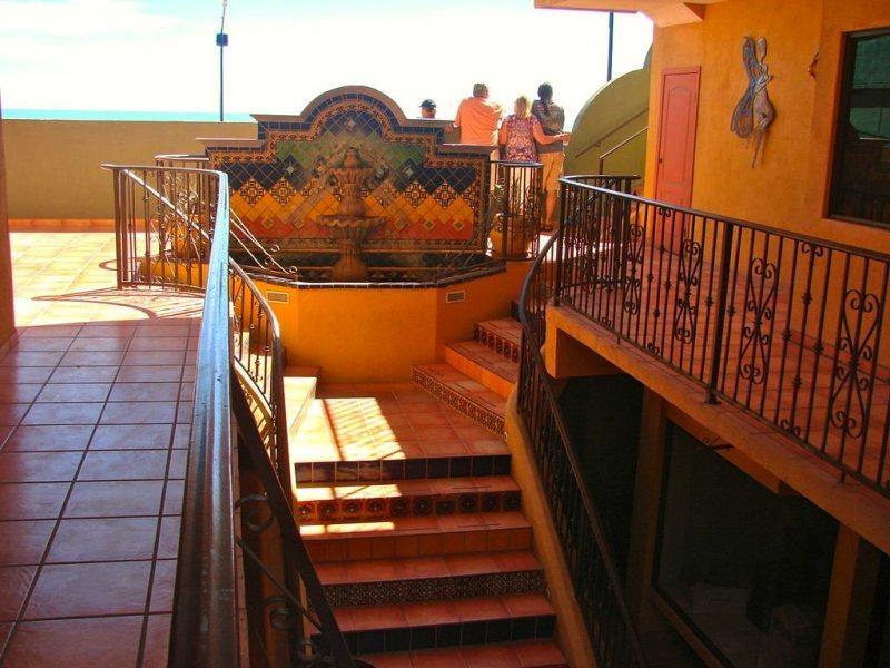 El Balcon Cocina Artesanal restaurant entrance