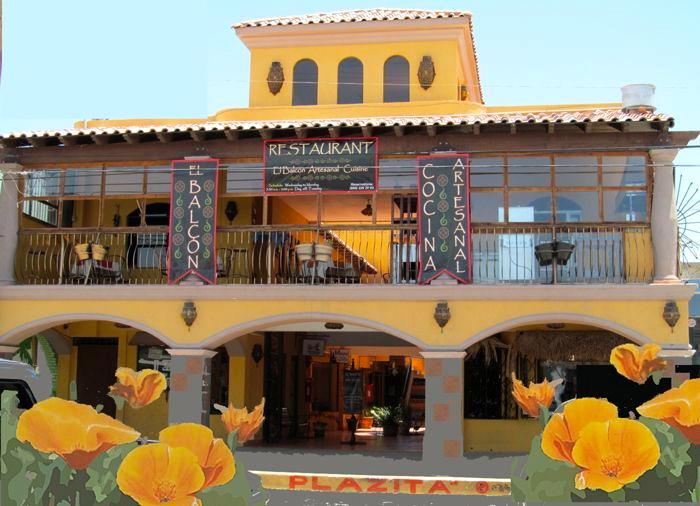 El Balcon Cocina Artesanal restaurant front view