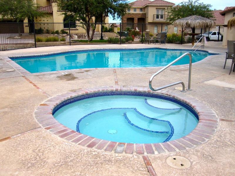 El Dorado Ranch San Felipe Mexico condo pool