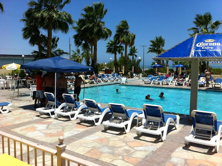 El Dorado Ranch San Felipe La Palapa swimming pool