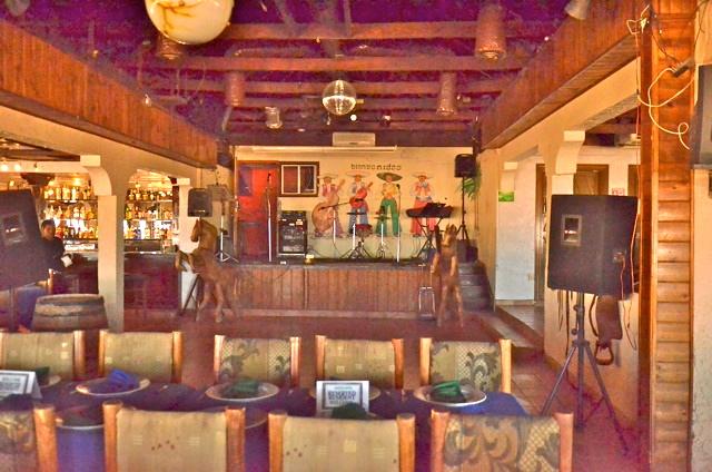 Juanito`s Cantina El Dorado Ranch San Felipe interior