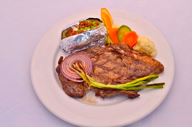 Juanito`s Cantina steak plate