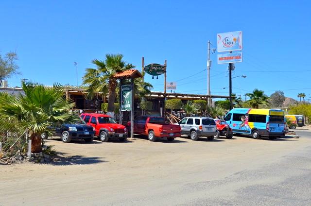 La Vaquita Restaurant - Front View