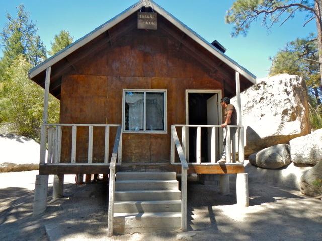 Single floor cabin at Laguna Hanson