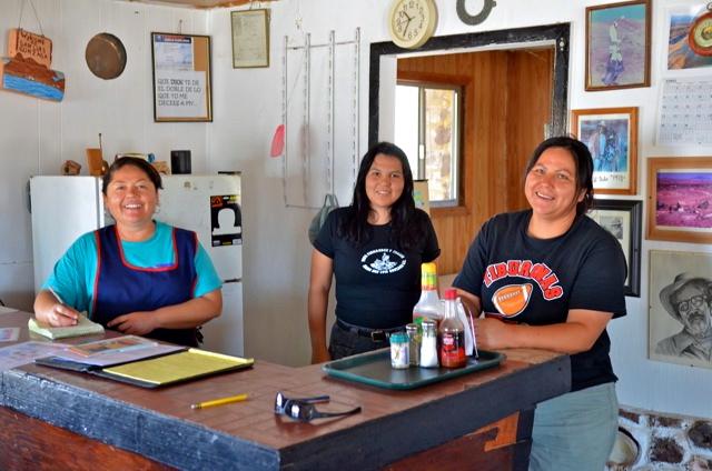 Papa Fernandez restaurant owners