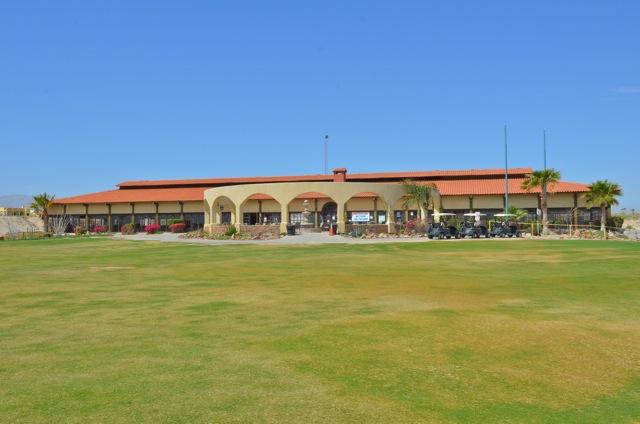 Pavilion at El Dorado Ranch - front view