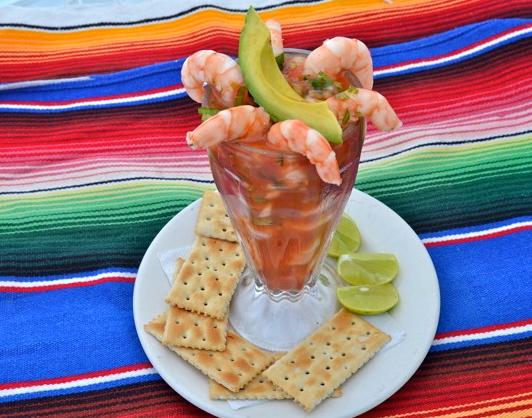 Rosita Restaurant: Shrimp Cocktail