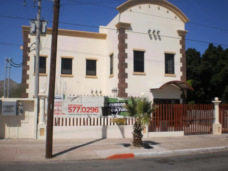 San Felipe Cultural Center Building