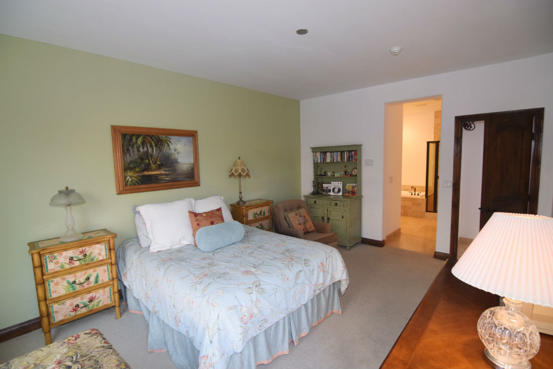 San Felipe Dorado Ranch villa 54-1 master bedroom
