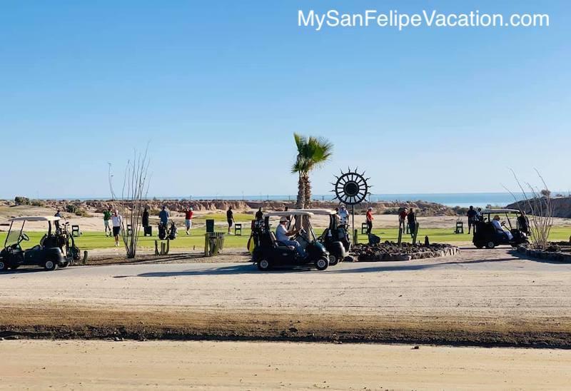 El Dorado Ranch San Felipe Golf Course