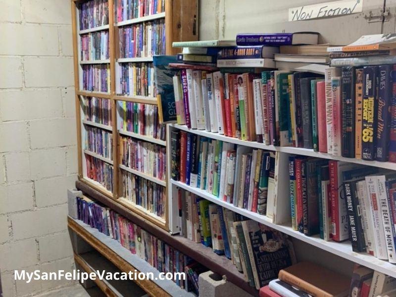El Dorado Ranch San Felipe library