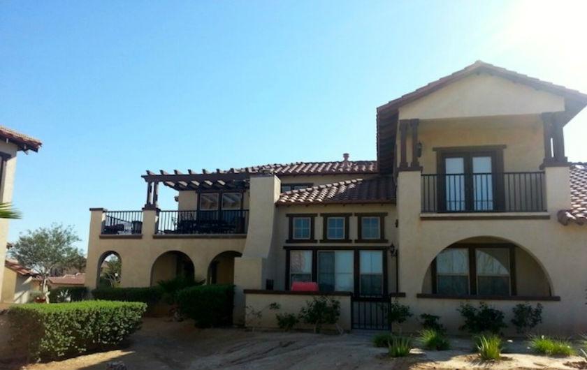 San Felipe condo 24-2 - Front view