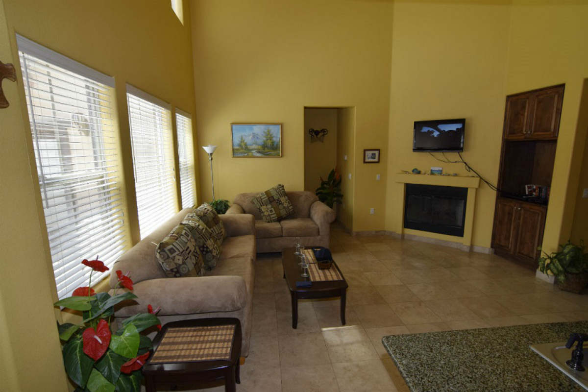 El Dorado Ranch rental villa
