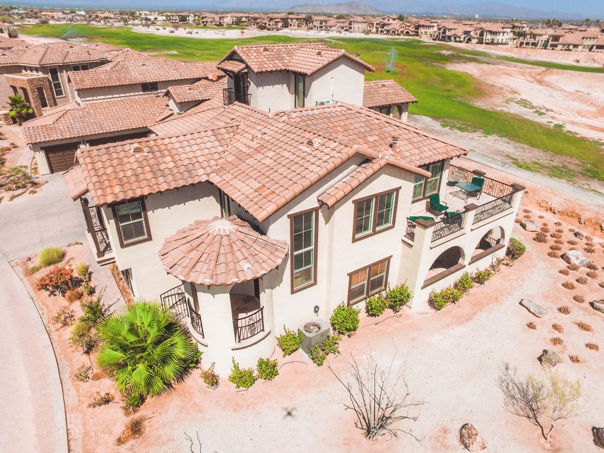el dorado ranch rental villa 433 - Aerial View