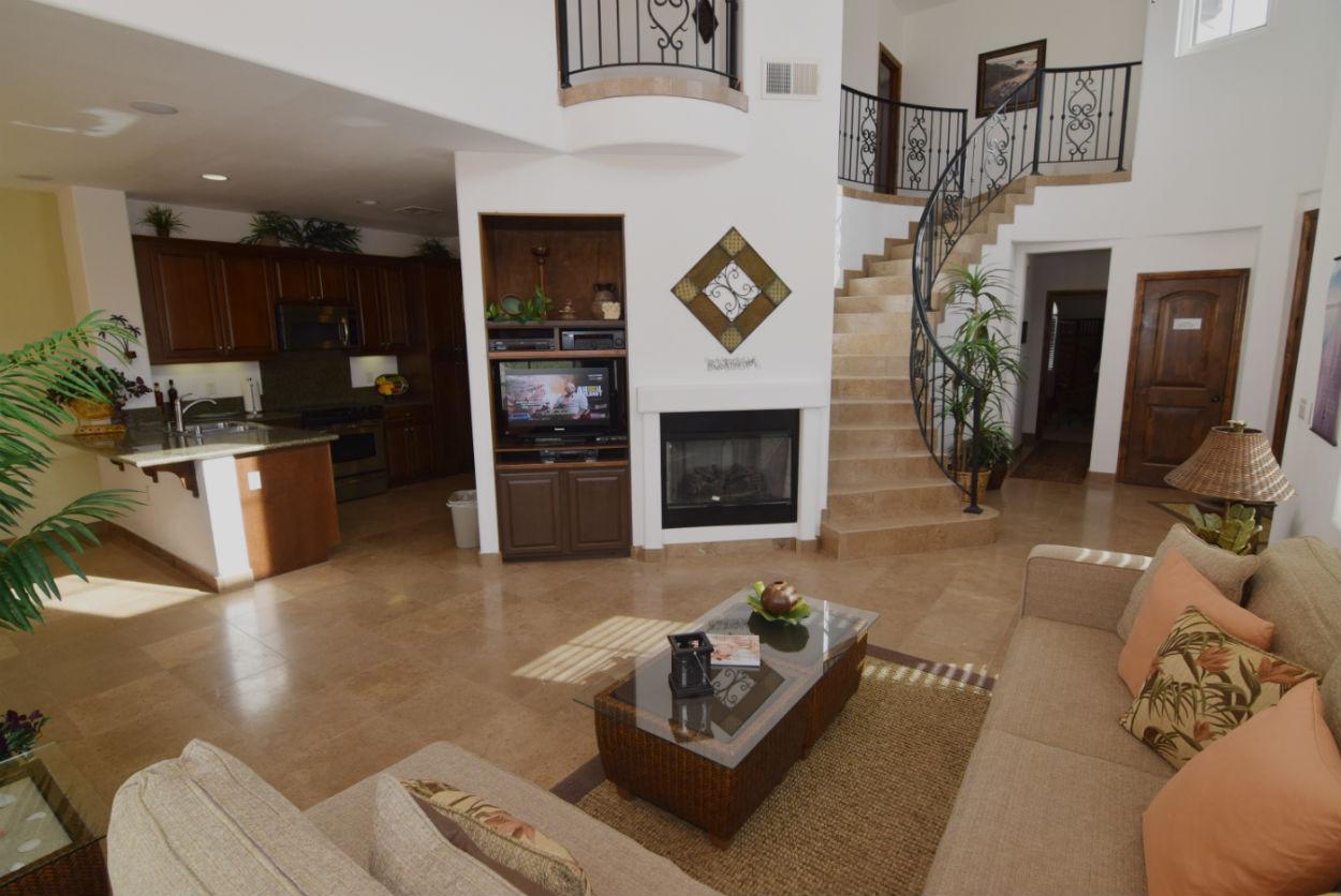 San Felipe golf course rental villa 434