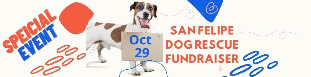 Special Event - San Felipe Dog Rescue Fundraiser