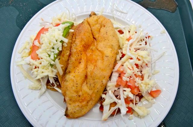 Papa Fernandez restaurant grilled chicken