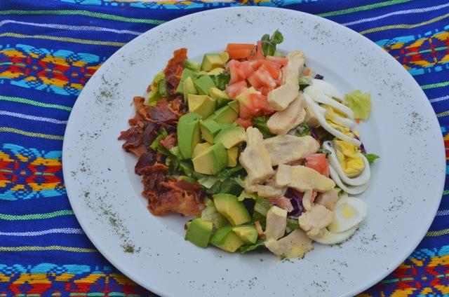 Salad Plate at Pavilion El Dorado Restaurant