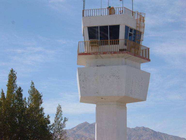 san felipe b.c. mexico control tower