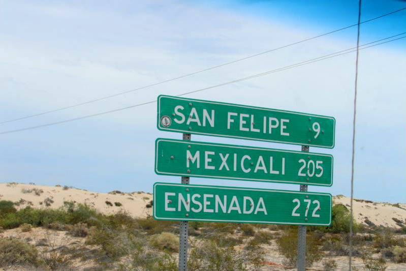 san-felipe-mexicali-highway-5-road-sign