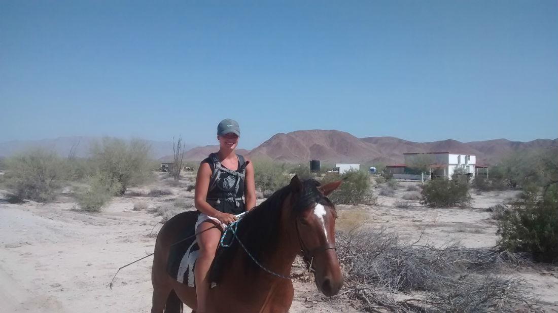 san felipe baja outback horse riding