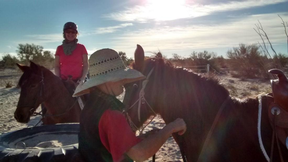 San Felipe Mexico horse rentals