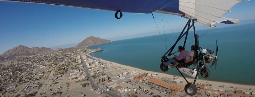 Things to do in San Felipe - Take a flight in an ultralight plane