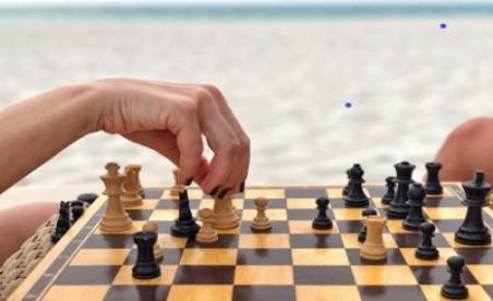 San Felipe Baja Vacation - Beach board games