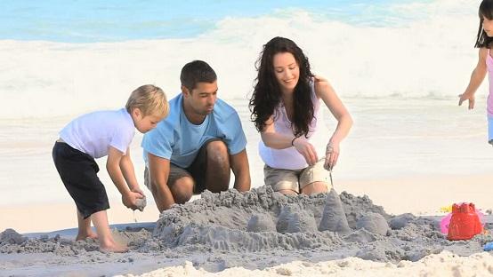 San Felipe Beach Activity - Build a Sand City