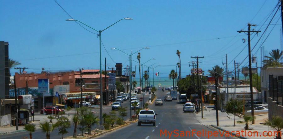 Chetumal Blvd San Felipe Baja California