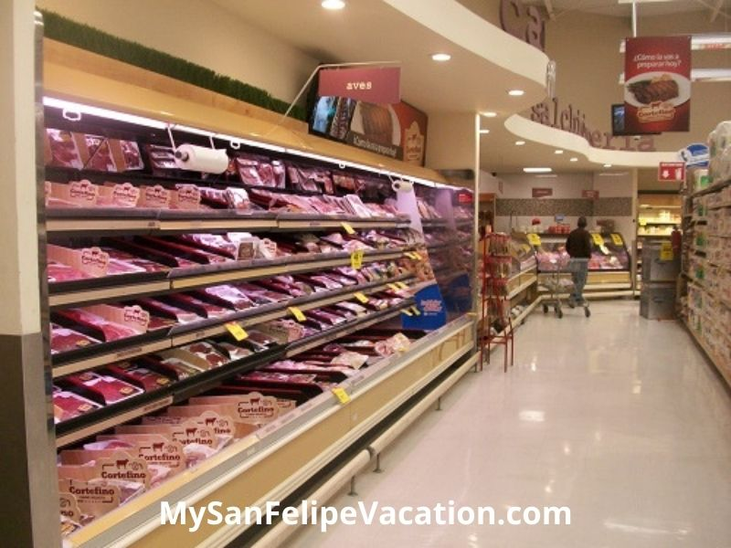 Calimax poultry section