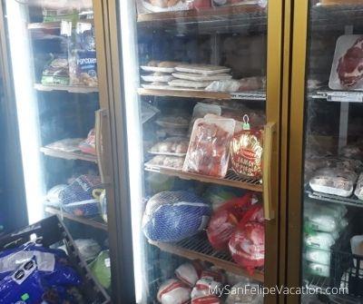 Gonzalez Mercado San Felipe - Frozen foods