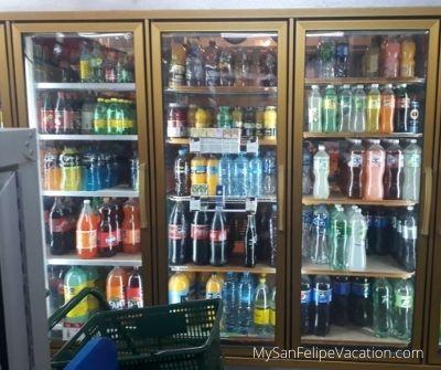 Gonzalez Mercado San Felipe - Drinks