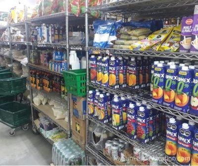 Gonzalez Supermarket San Felipe Baja - Orange Juice