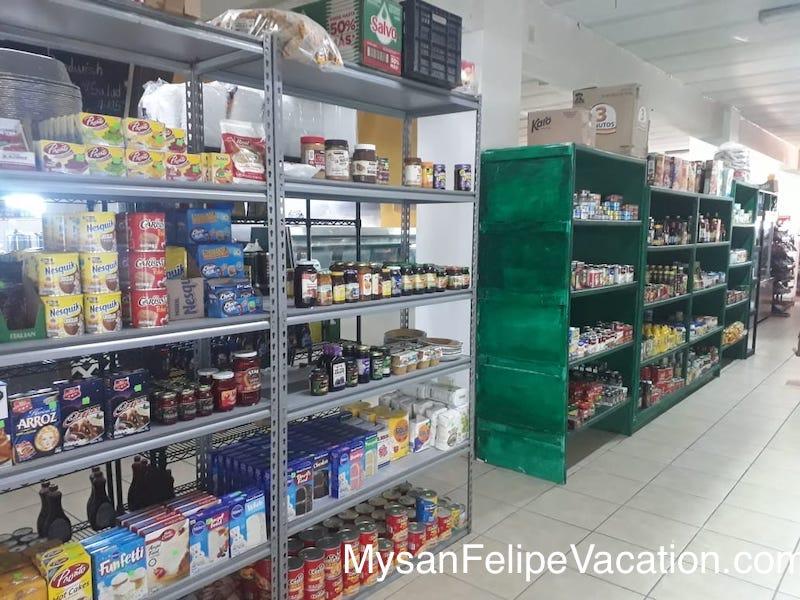 Rancho Market and Deli San Felipe - Breakfast meals