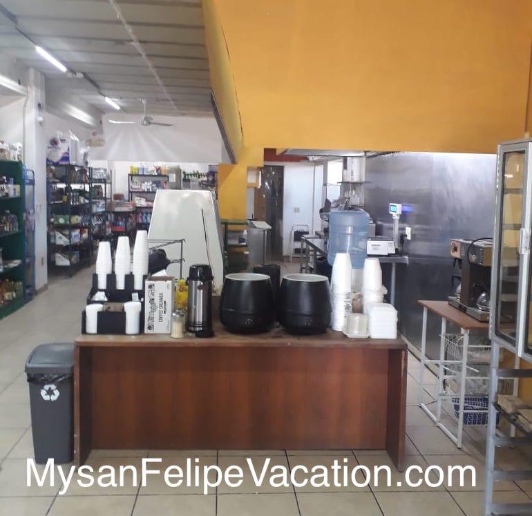 Rancho Market and Deli - Tea & Coffee to go