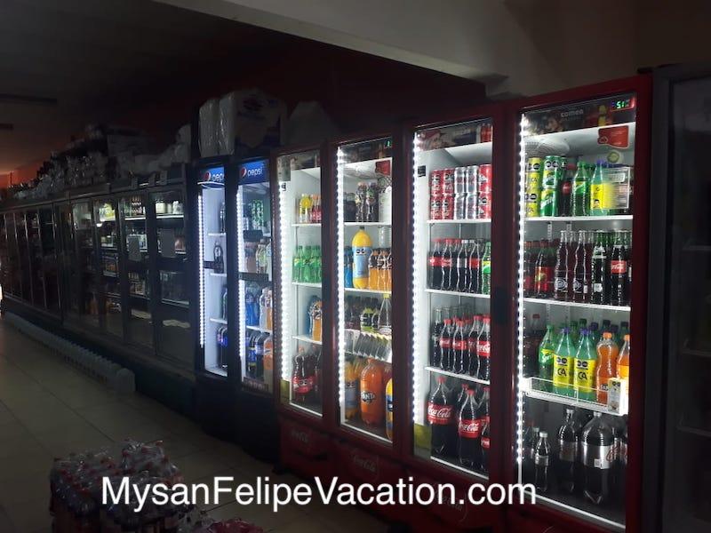 Rancho Market and Deli San Felipe - non-alcoholic beverages