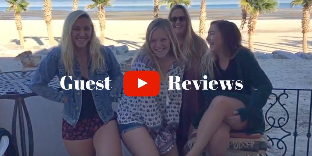 San Felipe Guest Review Videos