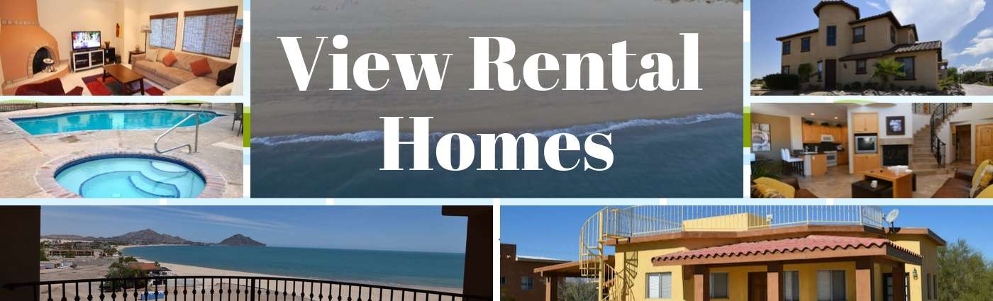 View San Felipe Rental Homes