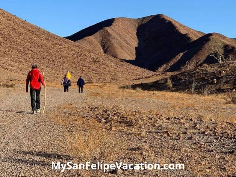 San Felipe Hiking Trails