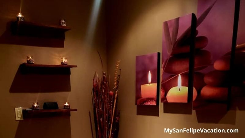 Relax Time Spa interior