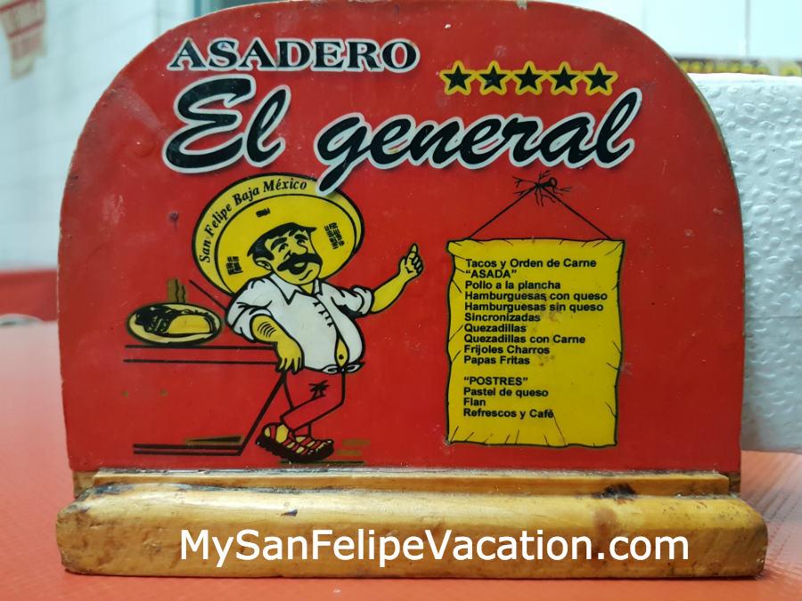 Asadero El General