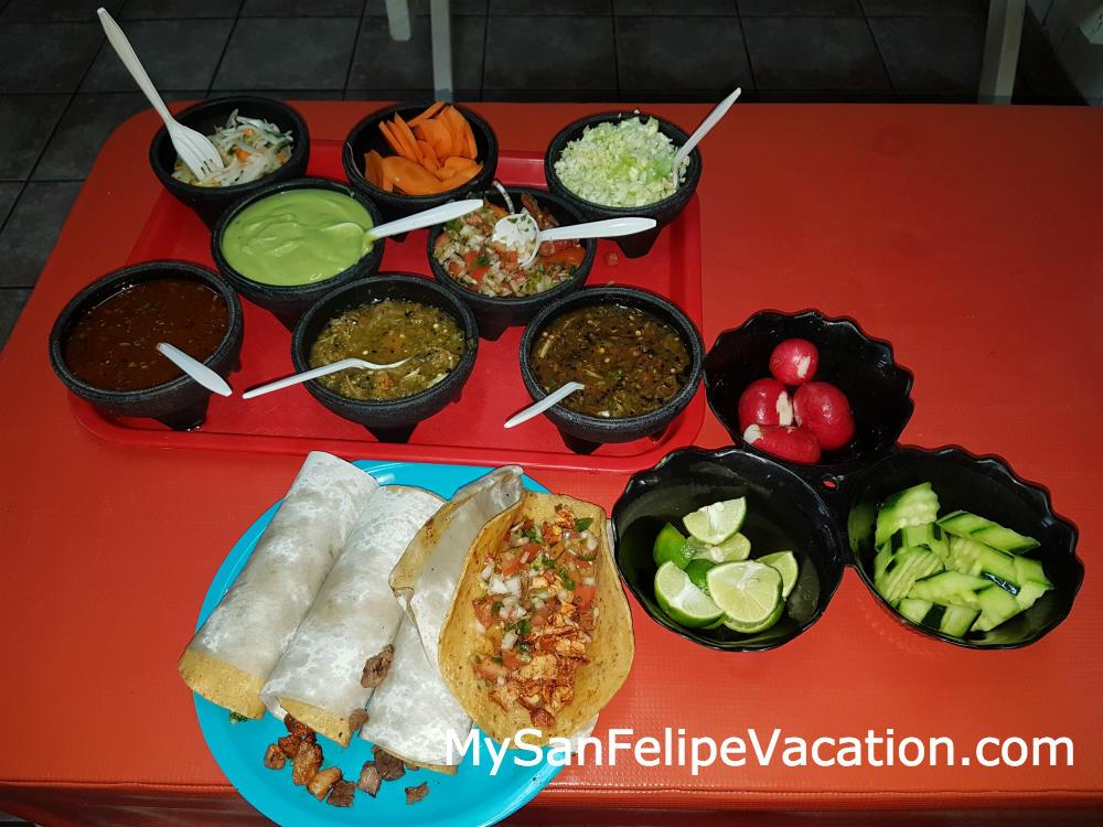 Asadero El General Restaurant San Felipe -