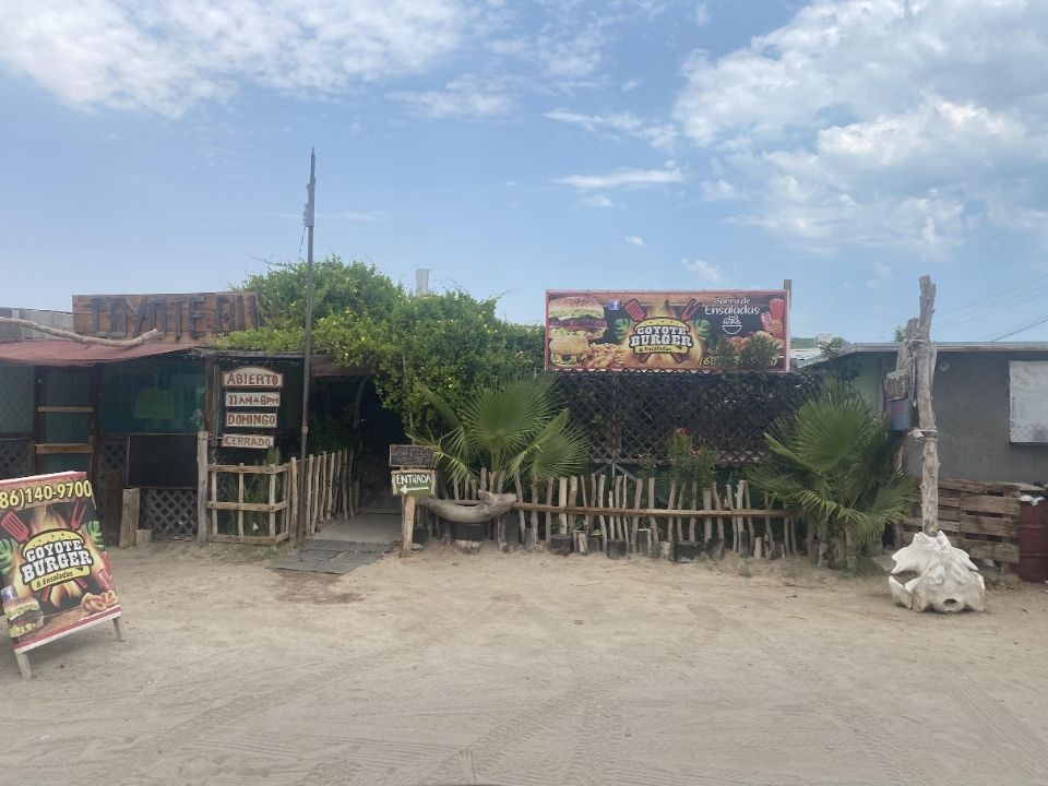 Coyote Burger and Ensalada San Felipe - Street View