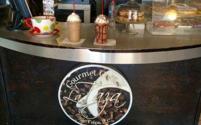 La Taza Coffee Shop San Felipe